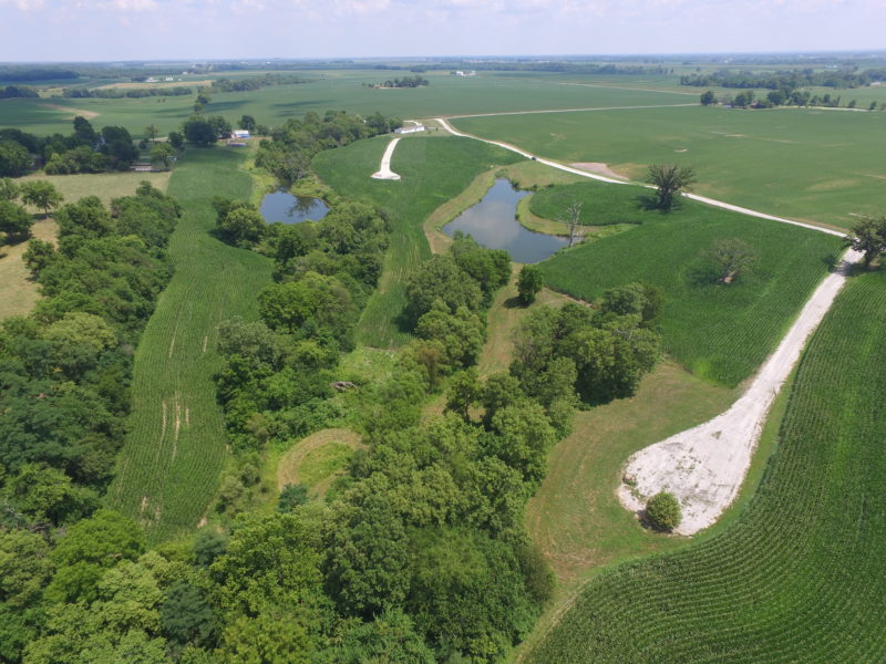 Country Residential Development Potential, Scott County