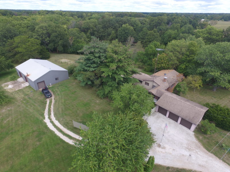 4 Bed, 2.5 Bath Country Home on 5+ Acres, Murrayville