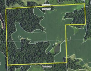 103 Acre Rec/Ag Combo Land Auction, Scott County