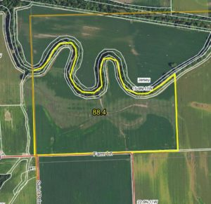 88.4 Acres, 92% Income-Producing, Jersey County