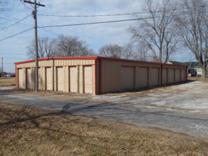 Business Investment Opportunity, Storage Facility+Apartment in Roodhouse